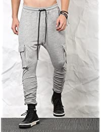 SKULT Men Lt Grey Joggers