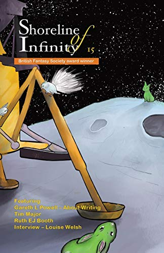 Shoreline of Infinity 15: Science Fiction Magazine