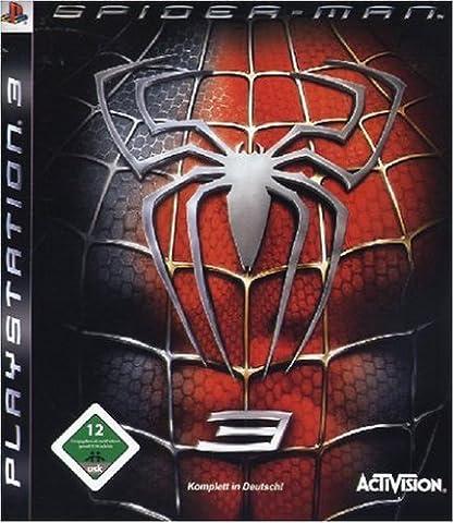 Spider - Man - The Movie 3 - [PlayStation 3] (Superhelden Spiele)
