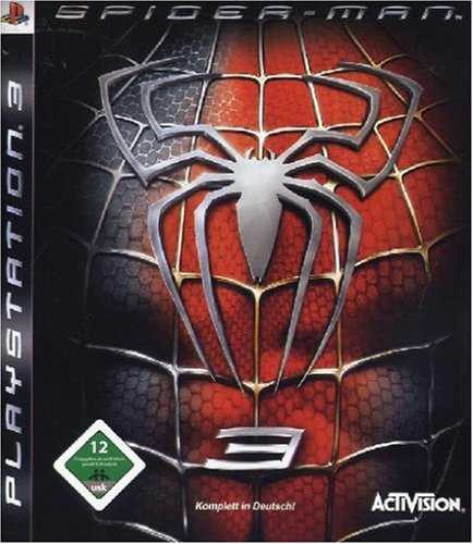Spider - Man - The Movie 3 - [PlayStation 3] (Spiderman 3 Spielen)