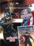 Telecharger Livres Captain America Le soldat de l hiver Avec un poster (PDF,EPUB,MOBI) gratuits en Francaise