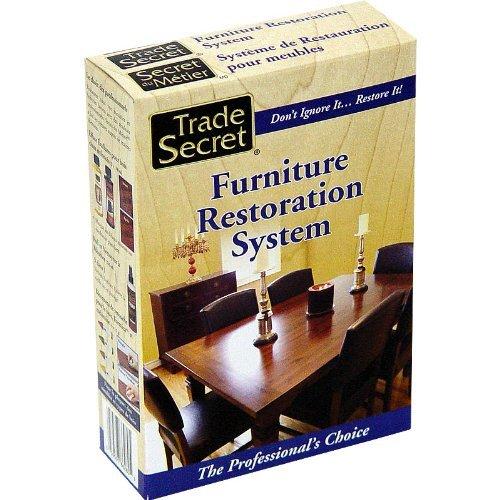 Trade Secret Möbel Wiederherstellung System (8Kit) -