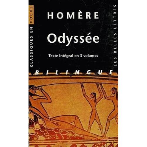 Odyssée (3 volumes sous coffret): Version intégrale