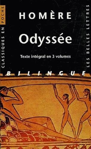 Odyssée ; coffret