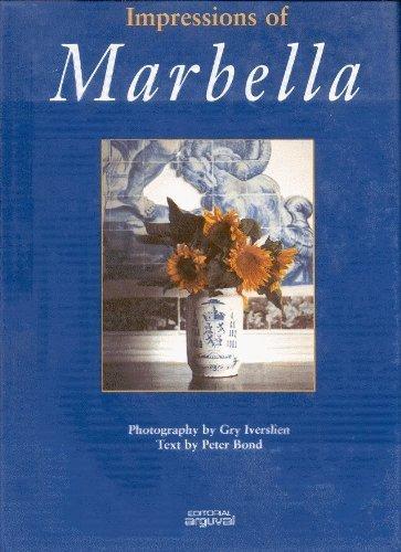 Descargar Libro IMPRESIONES DE MARBELLA (Inglés) de Gry Iverslien