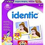 Educa 14949 - Identic Memospiel Disney Princess