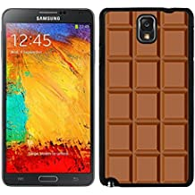 FUNDA CARCASA PARA SAMSUNG GALAXY NOTE 3 TABLETA DE CHOCOLATE MOD.2
