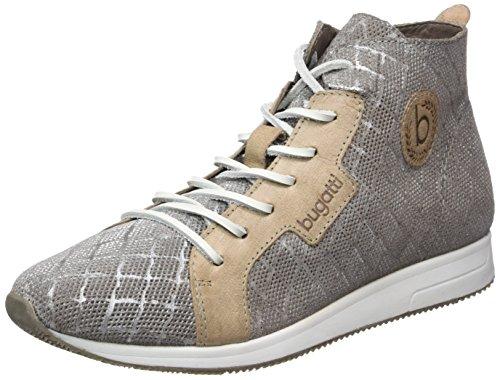 Bugatti - J783531, Sneaker alte Donna Marrone (Marrone (taupe 182))