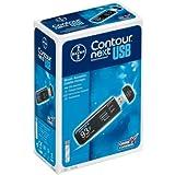 Contour Next USB Blutzuckermessgerät Set [mg/dl], 1 St