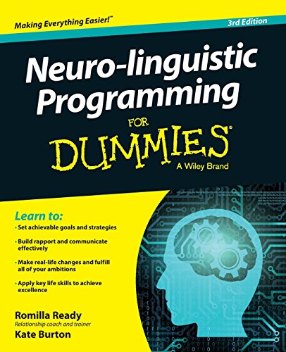 Neuro-linguistic Programming For Dummies por Romilla Ready