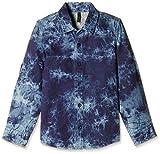 United Colors of Benetton Baby Boys' Shirt (16P5DENC123EI901_Blue_2Y)
