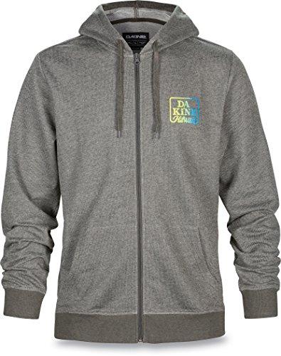Dakine Herren Classic Hooded Fleece Sweatshirt Athletic Heather