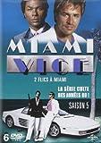 Miami vice, saison 5 (dvd)