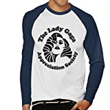 Photo de Lady GaGa Appreciation Society Men's Baseball Long Sleeved T-Shirt par Coto7