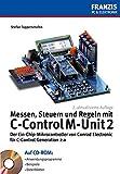 Messen, Steuern und Regeln mit C-Control M-Unit 2