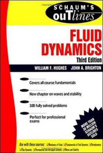 Schaum's Outline of Fluid Dynamics (Schaum's) (Schaum's Outline Series)