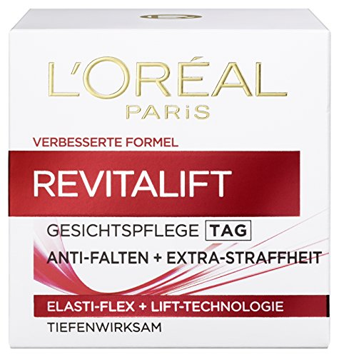 L'Oreal Paris Gesichtscreme Revitalift Anti Falten Feuchtigkeit Tagespflege  50ml