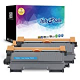 INK E-SALE Compatible Toner Cartridge Replacement for Brother TN2220 for use with Brother HL-2250DN HL-2220 HL-2130 HL-2132 HL-2230 HL-2240 HL-2240D HL-2270 HL-2270DW HL-2280DW MFC-7360N MFC-7460DN MFC-7860DW DCP-7055 DCP-7055W DCP-7060D DCP-7065DN DCP-7070DW FAX-2840 FAX-2940 FAX-2845 ¨C (Black, 1 Pack, 2,600 Pages)