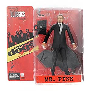 CULT CLASSICS - RESERVOIR DOGS - MR. PINK - NECA
