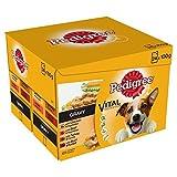 Pedigree Beutel Fleisch Auswahl in Soße 24x 100g (Pack von 2)