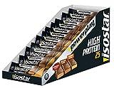 Isostar High Protein 25 - 30 x 35 g Proteinriegel Box (1.050 g) - 25 Prozent Protein pro...