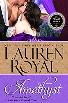 Amethyst (Chase Family Series Book 1) (English Edition) par [Royal, Lauren]