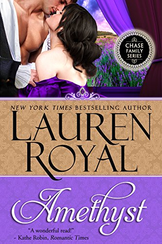 Amethyst (Chase Family Series: The Jewels Book 1) book cover