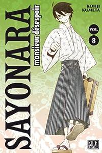 Sayonara Monsieur Désespoir Edition simple Tome 8