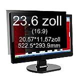 Xianan 23.6 zoll Widescreen 16:9 Displayfilter