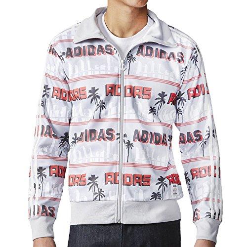 Adidas firebird jacke herren l