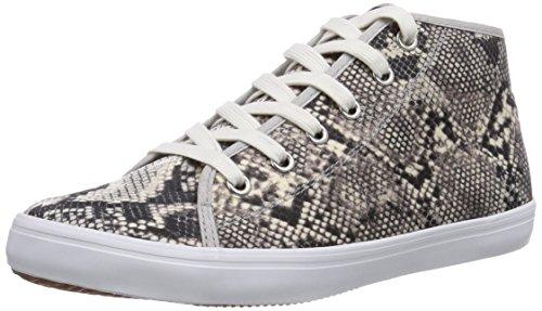 Tamaris 23611 Damen Sneakers Mehrfarbig (Snake 907)