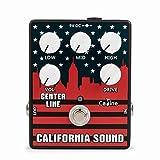 Pédale d'Effet pour Guitare Caline CP-57 Center Line California Sound (Simulation Ampli Mesa Boogie)