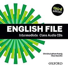 English File, Intermediate, Third Edition : 4 Class Audio CD (English File Third Edition)