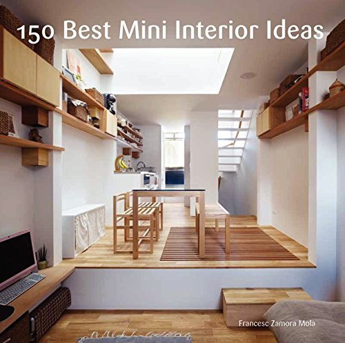 150 Best Mini Interior Ideas by Francesc Zamora (2015-03-26)