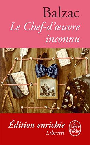 Le Chef-d'Oeuvre inconnu (Libretti)