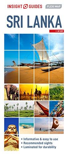 Insight Guides Flexi Map Sri Lanka (Insight Flexi Maps)