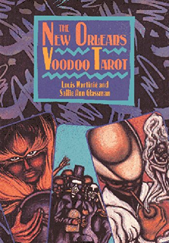 The New Orleans Voodoo Tarot (Destiny Books S.) por Louis Martinie