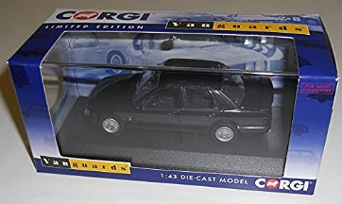 corgi vanguards ford sierra sapphire RS cosworth 4X4 smokestone car 1.43 scale limited edition diecast model by Corgi