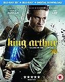 King Arthur: Legend of the Sword [Blu-ray 3D + Digital Download] [2017]