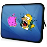 "Laptoptasche Notebooktasche 15"" - 15.6"" zoll Fall Neopren für Notebooks Dell HP Macbook Samsung Apple Toshiba*Hungry*"