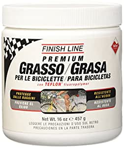Finish Line Teflon Synthetic Grease Size:100 g