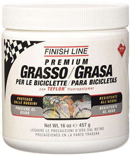 FINISH LINE TEFLON GREASE (PREMIUM SYNTHETIC)   GRASA PARA BICICLETAS  TALLA 457GR