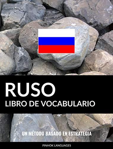 Libro de Vocabulario Ruso: Un Método Basado en Estrategia por Pinhok Languages