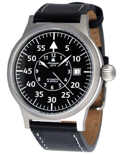 Automatik Military Flieger Uhr