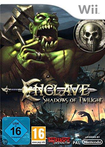 Enclave Shadows of Twilight - [Nintendo Wii]