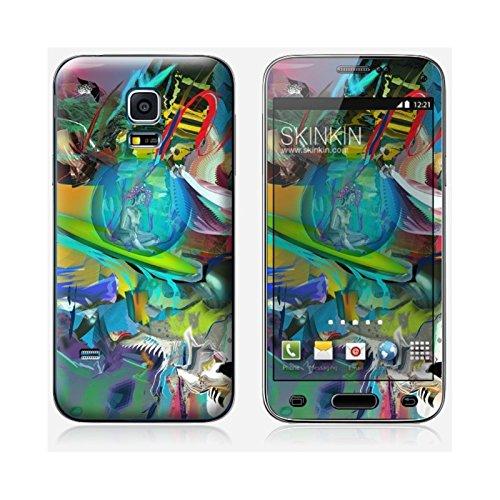 samsung-galaxy-s4-mini-skin-sticker-schutzfolie-originales-design-microcrystalline-tendrils-von-arch