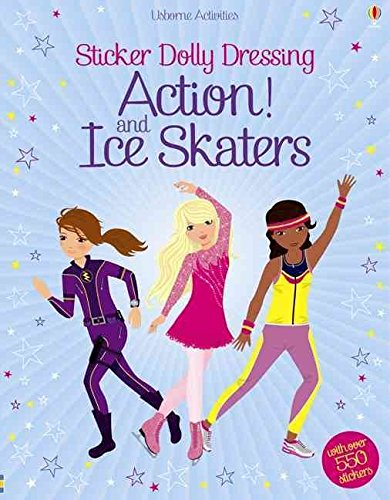 [(Sticker Dolly Dressing Action! & Ice Skaters)] [By (author) Fiona Watt ] published on (January, 2014) (Sticker Dolly 2014)