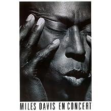 """'Posters Du Monde–""""Miles Davis–Grande Affiche Papel de póster–Tamaño 86.5x 61cm (aprox.) or 91,5x 61cm (aprox.)"""