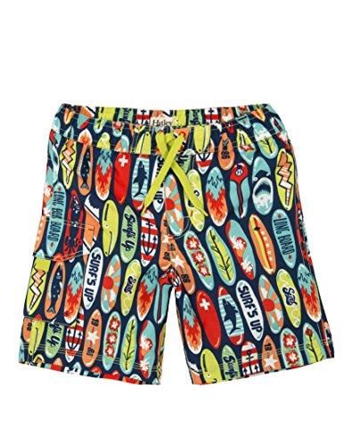 Hatley Jungen Badeshorts Board Shorts, (Surfboards), (Herstellergröße: 2 Jahre)
