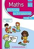 Lire le livre Maths CE1, méthode Singapour, gratuit